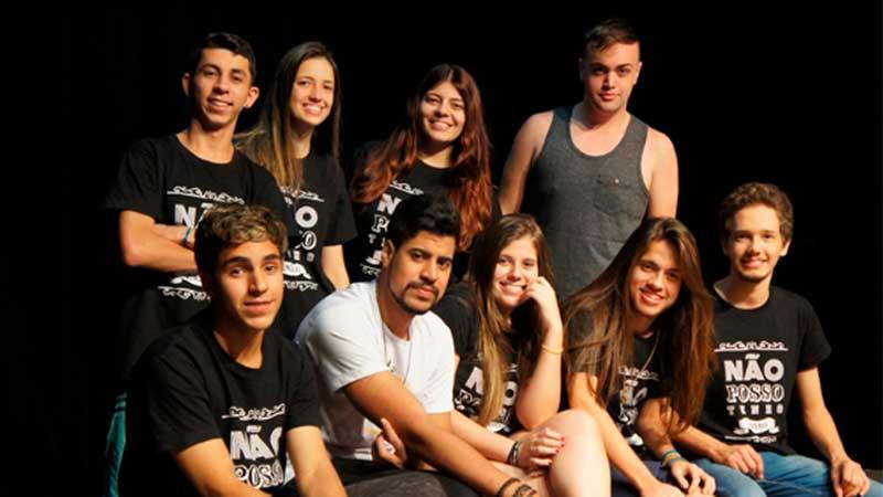 FANNAN – Grupo de Teatro de Cravinhos é criado por ex-alunos do CIT