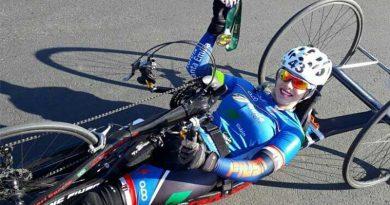 Atleta de Ribeirão Preto corre segunda etapa da Copa Brasil de Paraciclismo
