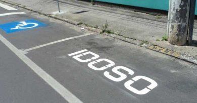 Vagas para estacionamento de idosos e deficientes terá aumento na fiscalização