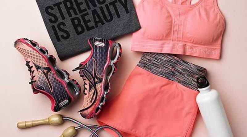Trend Alert: Fitness & Fashion