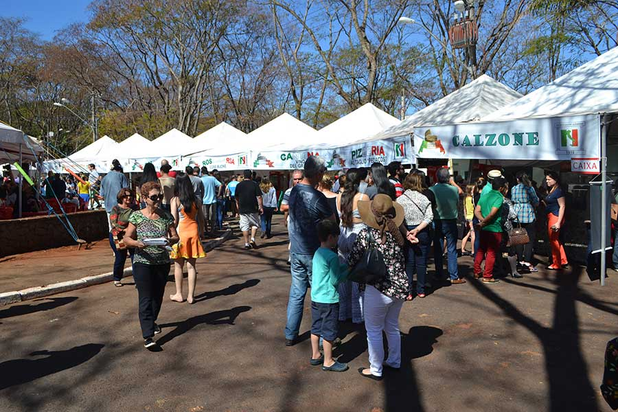Mais de 15 mil visitantes prestigiaram o Festival. Foto:Divulgação