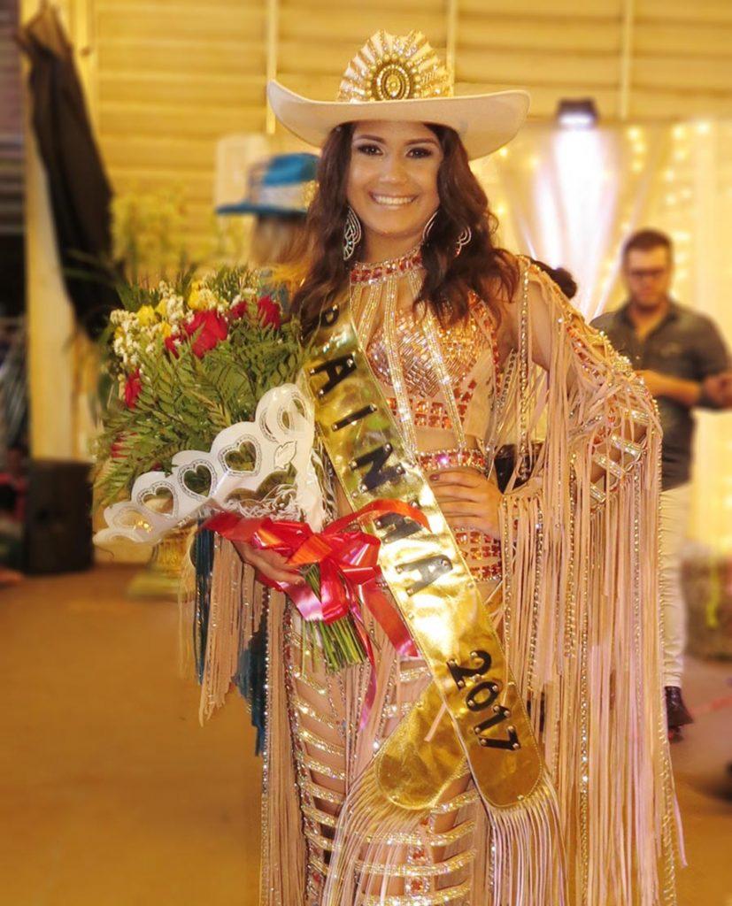 Rainha do Rodeio de Cravinhos 2017