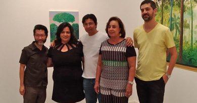 Inauguração do CAC W - Centro de Arte Contemporânea W