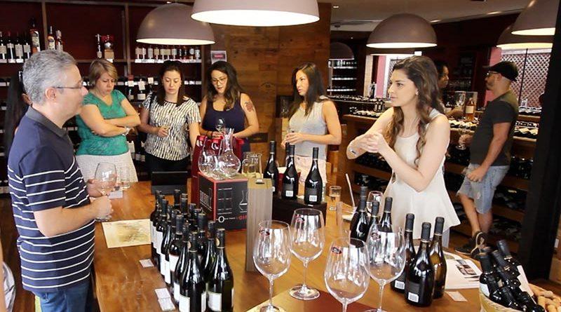 Degustação de vinho - Viña Leyda na Grand Cru Ribeirão Preto