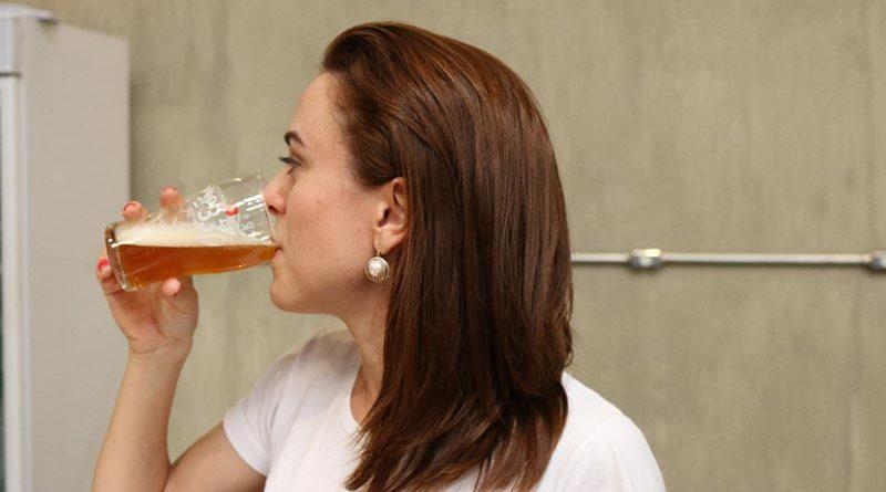 Karina Hauch, da publicidade ao mercado cervejeiro