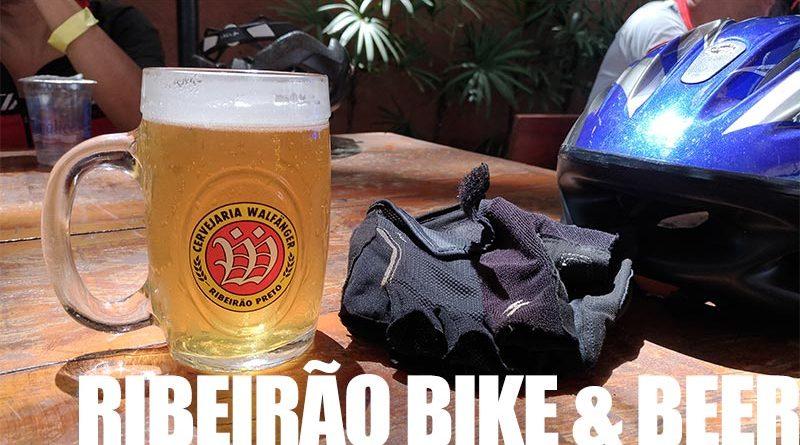 1º Ribeirão Bike & Beer na Walfänger