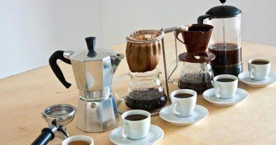 Qual o ideal para você? Preparação de café