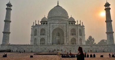 Índia: Agra, Taj Mahal, Orchha e o terceiro gênero