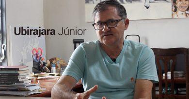 Entrevista com Ubirajara Júnior