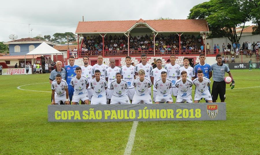 Equipe do Comercial de Ribeirão Preto era a anfitriã do Grupo 11
