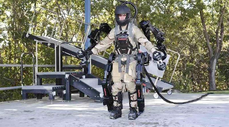 Exoesqueleto – Mais um Milagre da Robótica!