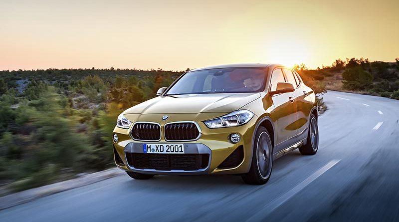BMW começa o ano com dois lançamentos: o inédito X2 e novo X3