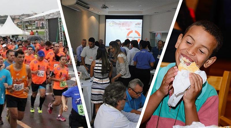 Discovery Kids, Agenda Social do Madero, ACIRP, Museu Casa de Portinari, Corrida e Caminhada, Golden Bear e Shopping Santa Úrsula
