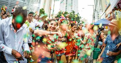 Carnaval movimenta o comércio de Ribeirão Preto