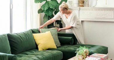Sofá Colorido: o protagonista da sala
