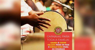 Neste Carnaval, a Cervejaria Walfänger contará com uma programação especial para quem quer aproveitar a mais popular festa brasileira acompanhada de uma boa cerveja.