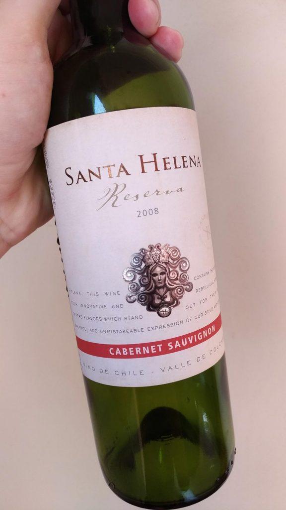 Santa Helana Reserva 2008