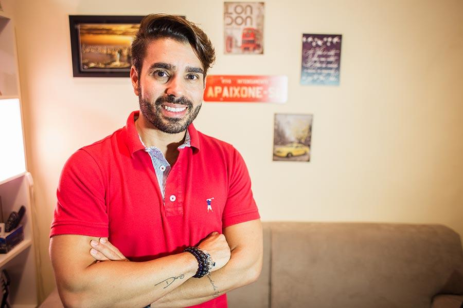 Afonso Diniz inaugura lounge em Ribeirão Preto