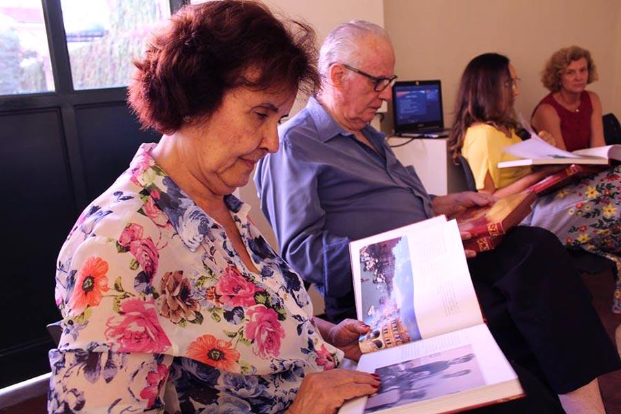 Famílias imigrantes contam suas histórias na Casa da Memória Italiana