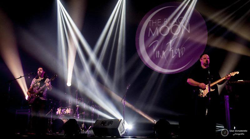 Tributo a Pink Floyd lota Teatro Municipal