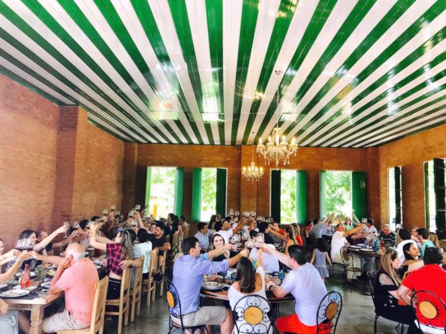 """Vinícola Marchese di Ivrea realiza Festa da """"Colheita das Uvas"""""""