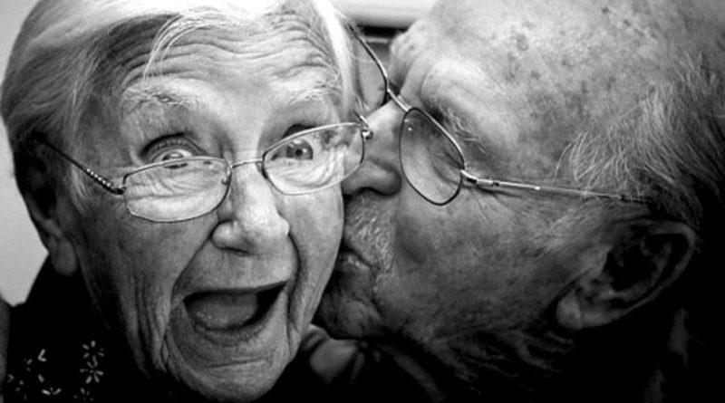 O envelhecimento e a sexualidade