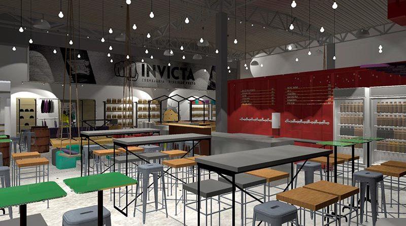Cervejaria Invicta inaugura novo bar em Ribeirão Preto