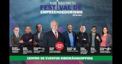 Ribeirão Preto recebe Festival de Empreendedorismo