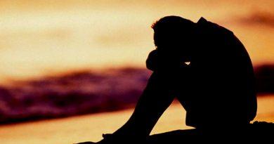 Por que essa tristeza?